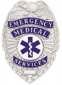 EMT Badge